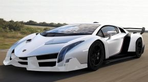 Five of the Most Expensive Cars in the World