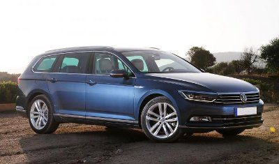 Volkswagen Passat 2.0 BiTDI 4MOTION GT Estate