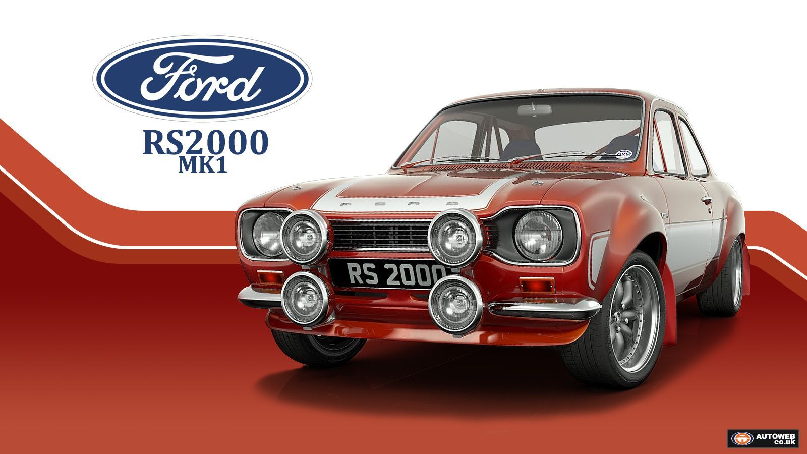 Escort RS2000 Wallpaper
